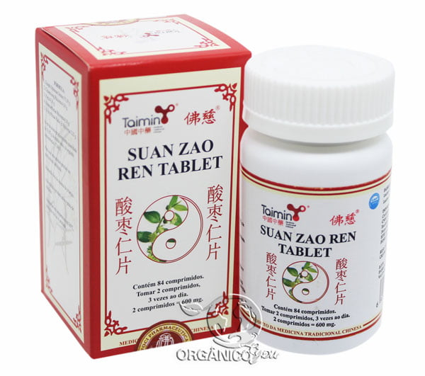 SUAN ZAO REN TABLET